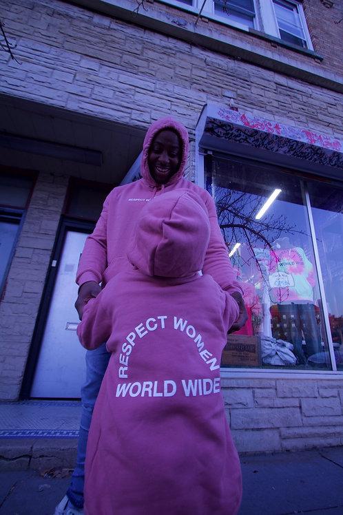 Respect Women Worldwide (Earth Tones) Hoody YOUTH
