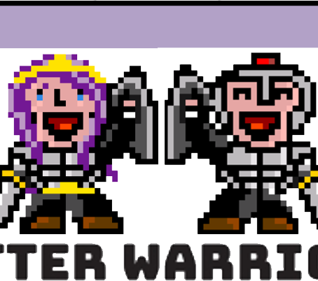 Letter Warriors