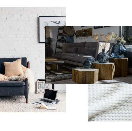 Adding Texture to Create Warmth