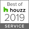 Best of Houzz 2019 - Client Satisfaction  - Cosycloset were rated at the highest level for client satisfaction by the Houzz community.