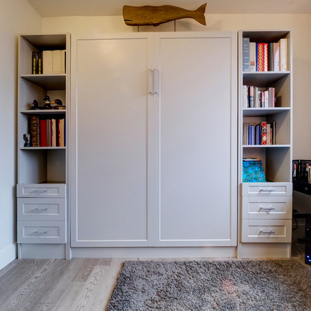 Murphy Beds a Creative Solution for Life