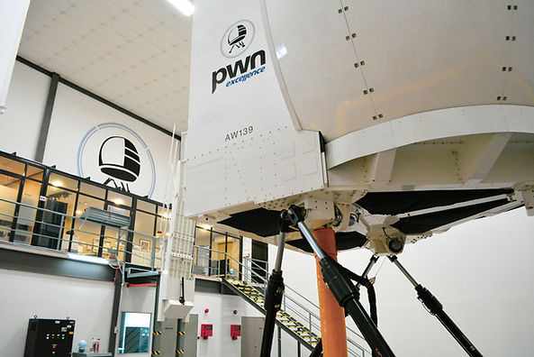 AW139 Simulator, Approved Training Organization