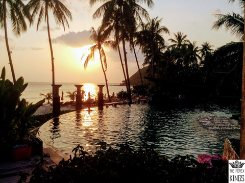First day of FOREX trading in Koh Samui (Thailand 2014, Before it was cool)