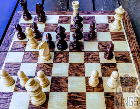 Want to get better in Forex trading ? Play chess.