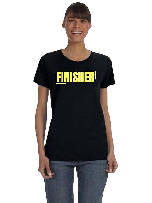 """""""FINISHER"""" Women's T-Shirt"""