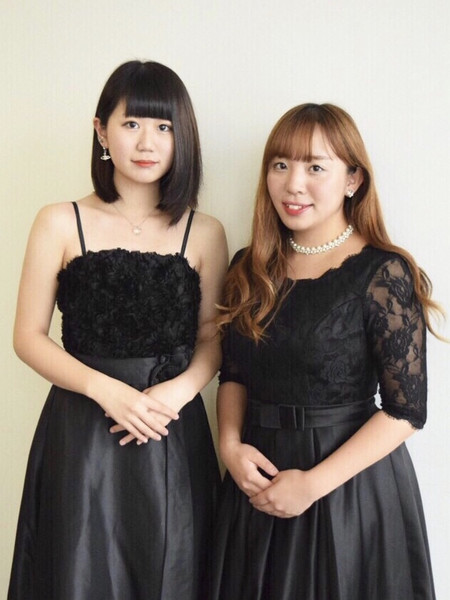 中野明香&松澤碧ティナ