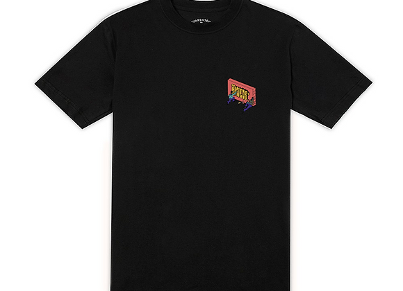 t-shirt à Novos Artistas ''ÃMIGOS'' preta