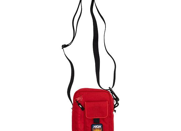 shoulder bag high x cordura ''magical'' red