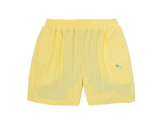 shorts class ''pipa'' amarelo