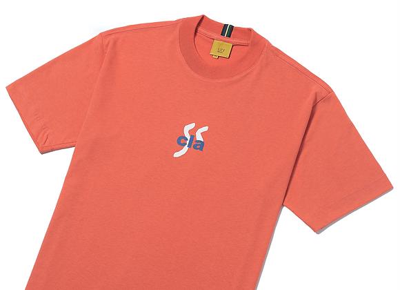 t-shirt class ''volúpia'' salmon