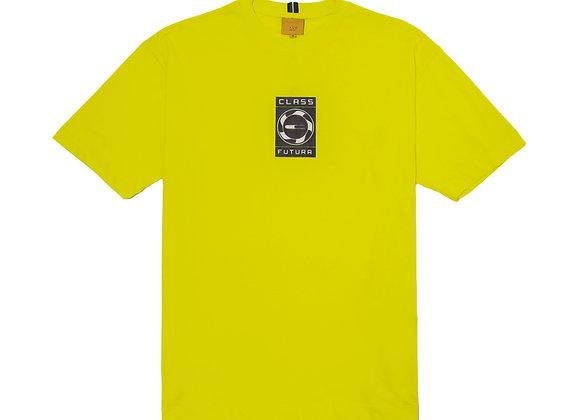 t-shirt class ''futura'' limão