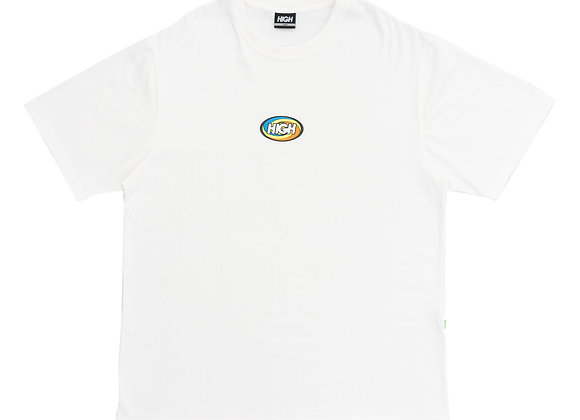 t-shirt high ''twist'' white
