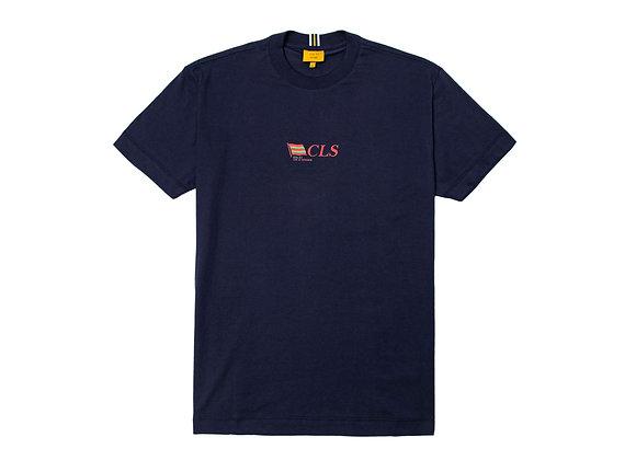 t-shirt class ''cls'' marinho