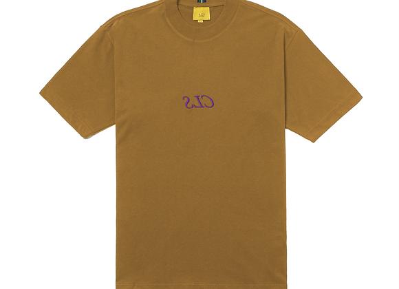 t-shirt class ''cls inverso'' gold