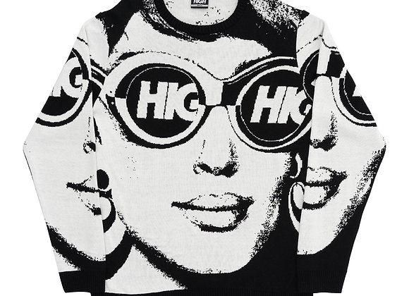 sweater ''vision'' high company