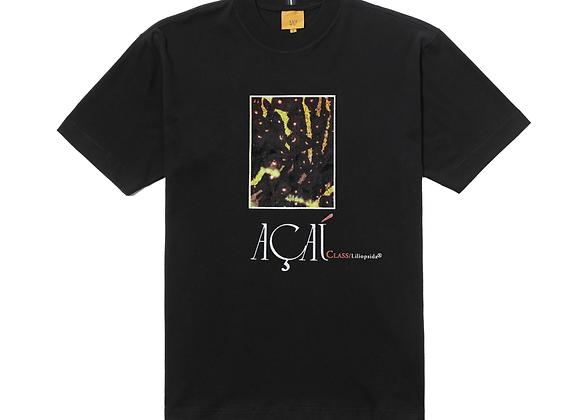 t-shirt class ''açaí'' black