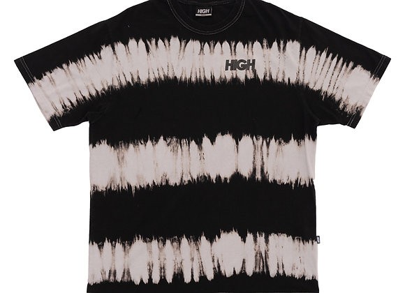 dyed tee high ''kidz'' black