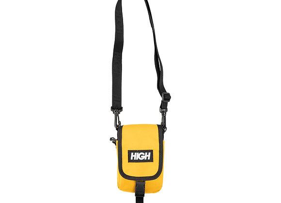 wallet bag high reflective logo mango
