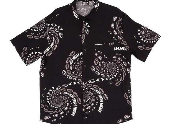 button shirt high ''vision'' black