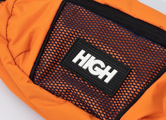 money bag high reflective orange