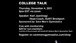 College Talk 11/4/2021