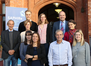 SAPHIRe Best practice workshop: European experts meet to discuss healthcare innovation