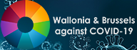 Research, innovation and expertise in Wallonia and Brussels fight against COVID-19