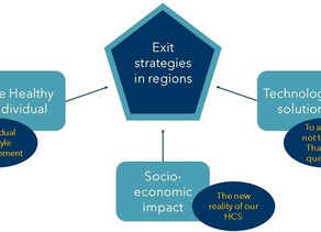 SAPHIRe online workshop - Exit strategies for COVID-19 lockdown, what role do regions play