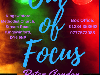 'Out of Focus' rehearsals begin!