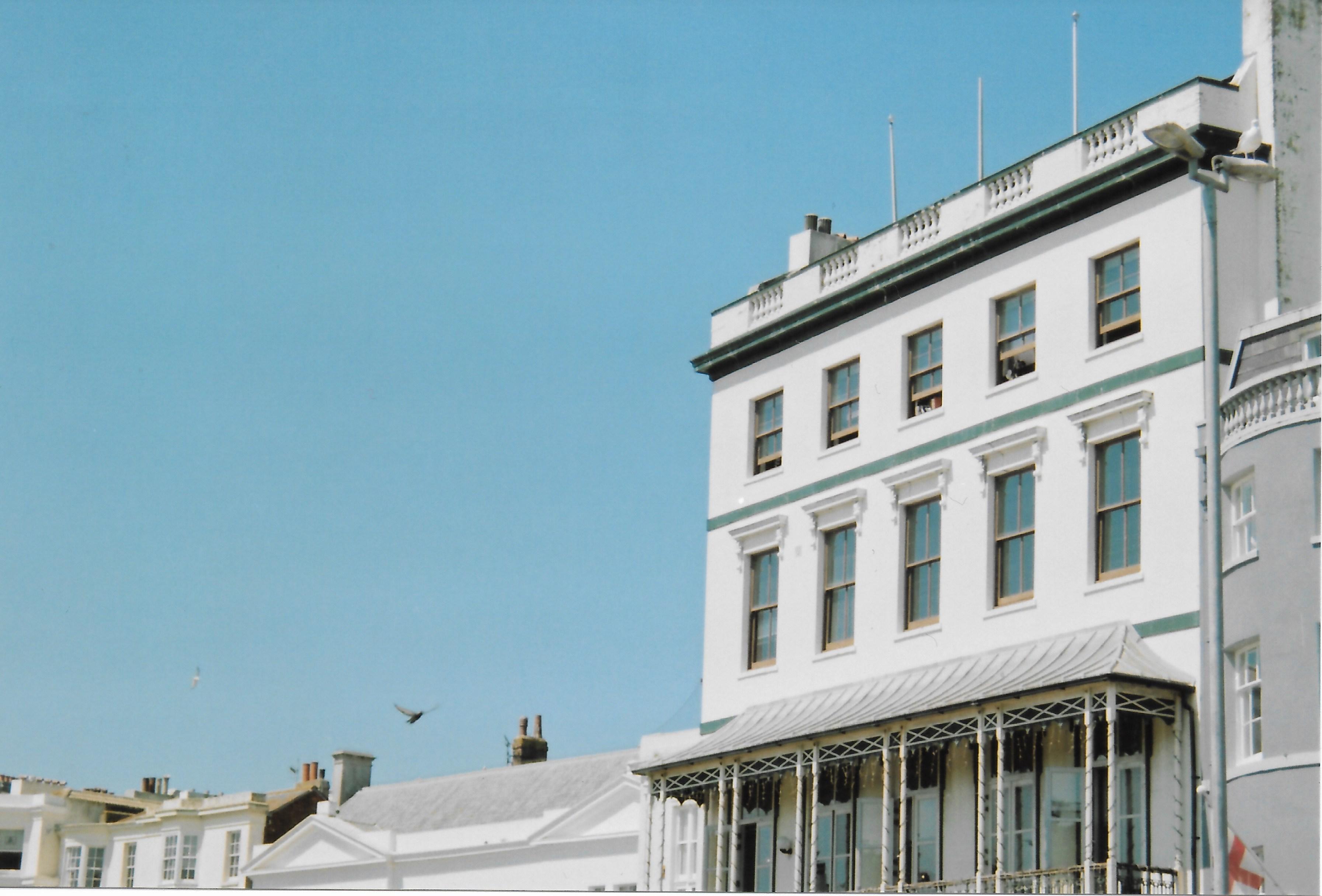 Daytime in Brighton