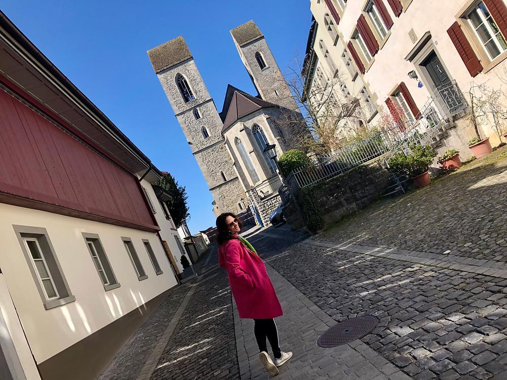 Schloss Rapperswil-Jona Kraftort Blog Flowmove