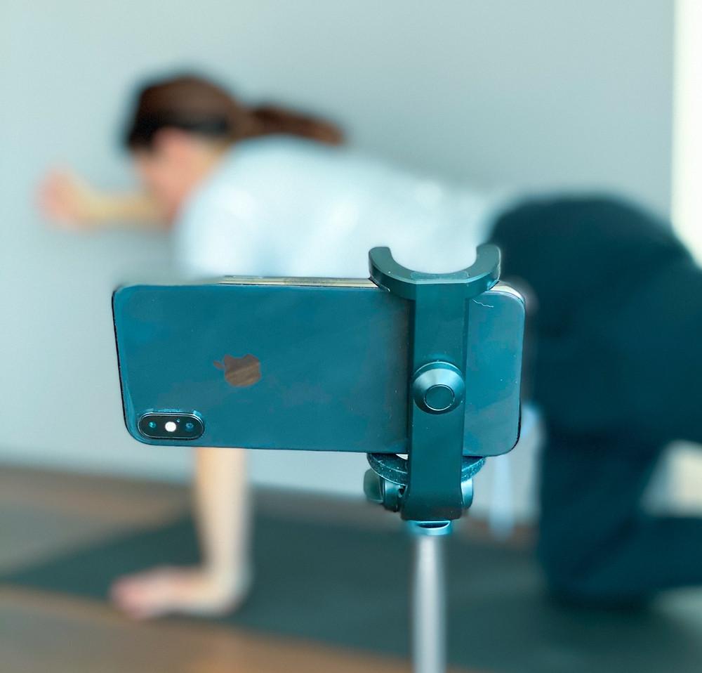 Online streaming Dance Lektionen bodyART Training Rapperswil-Jona Schweiz