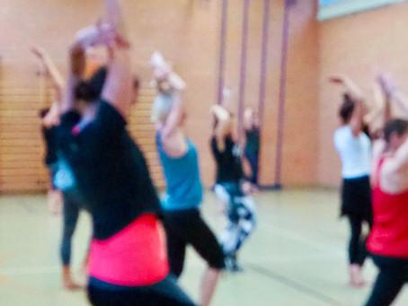 Dance2be Playshop - Wie es die Teilnehmer fanden !