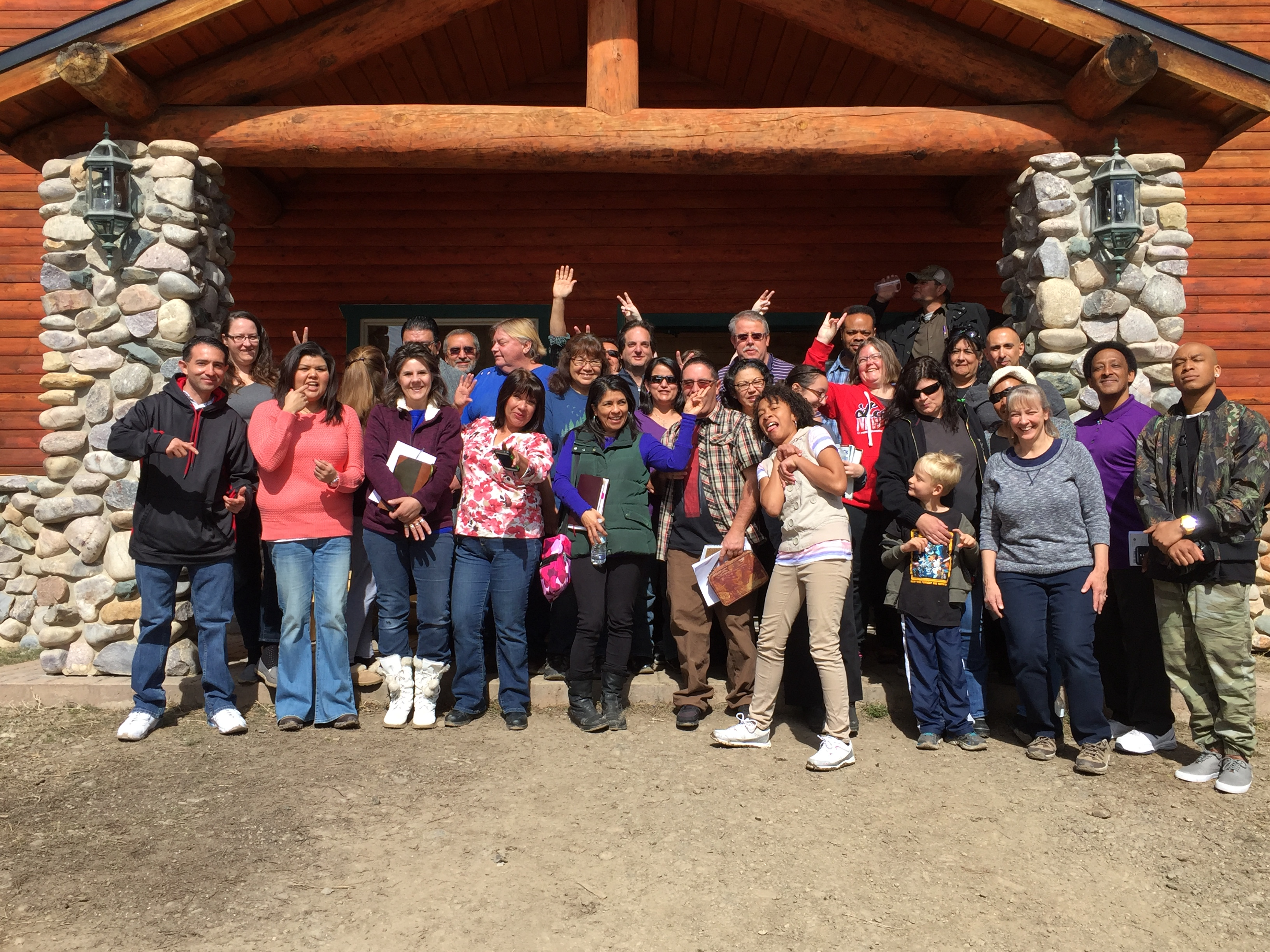 2016_WinterRetreat_Calvary_Connect_Group