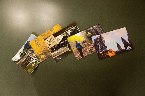 Post Cards (x5)