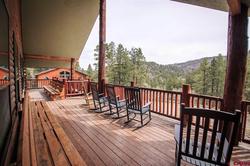Main Lodge Porch