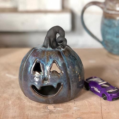 Small Luna Jack O Lantern