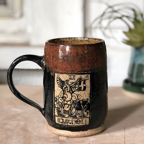 Tarot Mug- Judgement