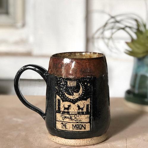 Tarot Mug- The Moon