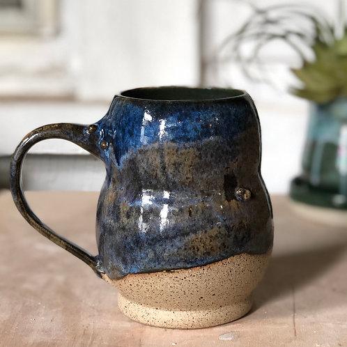 Lady Mug- Smokey Blue