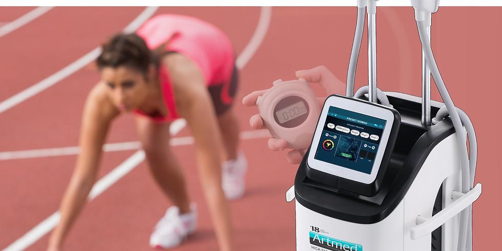 Body Forming mit EMS, Muskelaufbau und Fettverbrennung