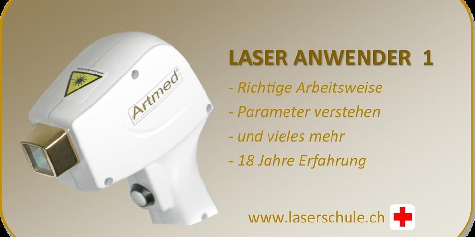 Laseranwender Kurs Teil 1