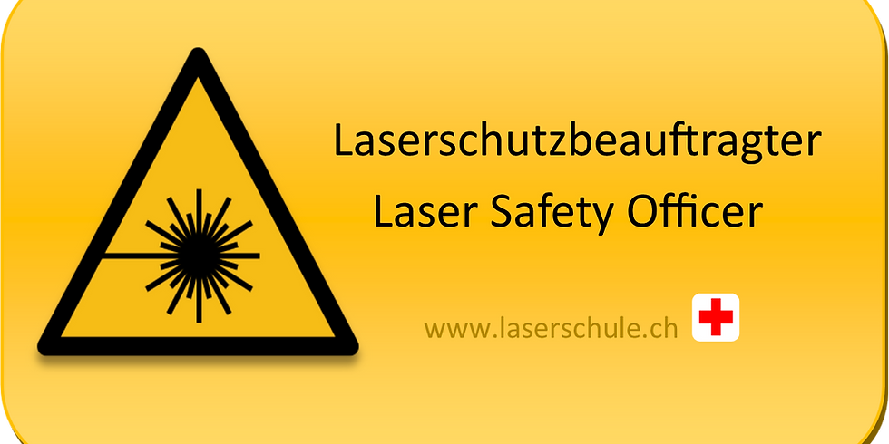 Laserschutzbeauftragter