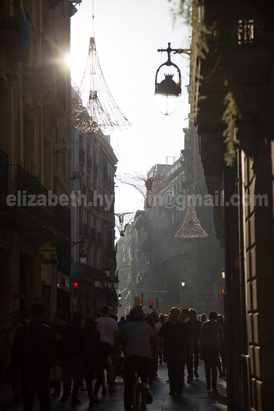 Barrio de Gotico