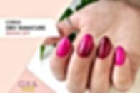 CORSO dry manicure