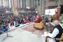 A Conference with H.H. Dalai Lama