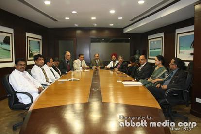 Conference at Dr. BL Kapur Hospital