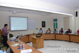 A Seminar at Institute of Economic Growth