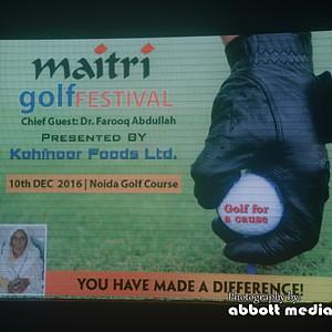 Maitri Golf Festival