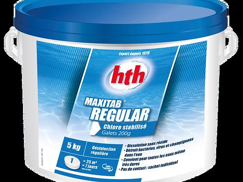 hth MAXITAB 200g Régular 5 Kg